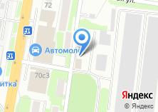 Компания «Фосс Металл» на карте