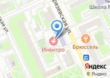 Компания «Центральная библиотека №75 им. А.М. Горького» на карте