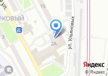 Компания «Валдай» на карте