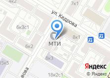 Компания «Владимир Каликин и партнеры» на карте