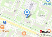 Компания «Рус Логистикс» на карте