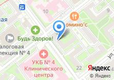 Компания «Хамовники» на карте
