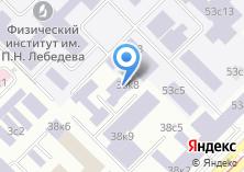 Компания «Стикер.ру» на карте