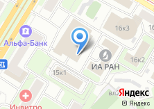 Компания «Системы точного позиционирования» на карте