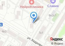 Компания «Труд ЖСК» на карте
