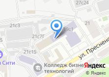 Компания «Академия инженерных наук им. А.М. Прохорова» на карте