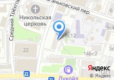 Компания «7BiOZ» на карте