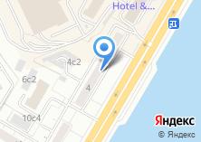 Компания «Микродин» на карте