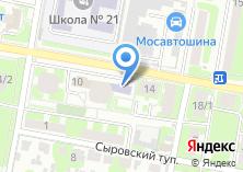 Компания «Строящийся жилой дом по ул. Быковская (г. Подольск)» на карте