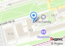 Компания «Техноаргус оптик» на карте