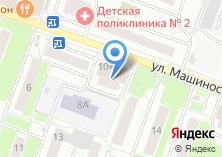 Компания «Молочно-раздаточный пункт МУП Подольский комбинат питания и оптово-розничной торговли» на карте