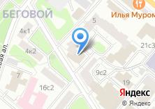 Компания «ЯКСтрой-Сервис» на карте