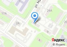 Компания «ЖЭУ №3 Привокзального района» на карте