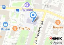 Компания «Средняя общеобразовательная школа №87» на карте