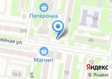 Компания «Киоск хлебобулочных изделий» на карте