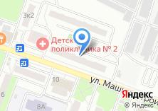 Компания «Автостудия-дизайна» на карте