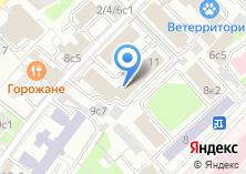 Компания «Саввинский - бизнес центр» на карте