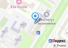 Компания «На Новочерёмушкинской» на карте