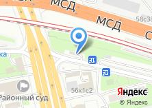 Компания «TonGear» на карте