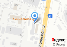 Компания «Магазин хозяйственных инструментов» на карте