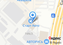 Компания «Старт99» на карте