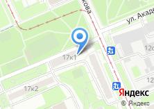 Компания «Элегия А.Д.» на карте