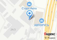 Компания «Самархан» на карте