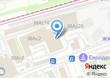Компания «Все стройматериалы» на карте