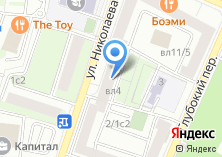 Компания «Камины Петербурга» на карте