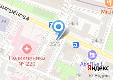 Компания «Отдых крыму *travels*» на карте