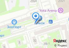 Компания «Автостоянка на ул. Красностуденческий проезд» на карте