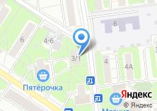 Компания «Витрис» на карте