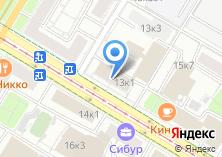 Компания «ИВКС» на карте