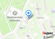 Компания «Темпораль-1» на карте