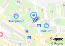 Компания «CorkStyle» на карте