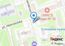 Компания «Магазин фруктов и овощей на Ивановской» на карте