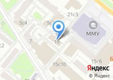 Компания «ОДС Инженерная служба Бегового района» на карте