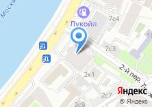 Компания «Автоломбард ПТС-Финанс» на карте