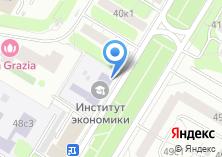 Компания «Информанто» на карте