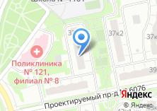 Компания «ТРЕНИРУМ» на карте