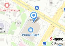 Компания «Принц» на карте