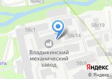 Компания «Станко-Мир Сервис» на карте