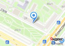 Компания «Биан Тф» на карте