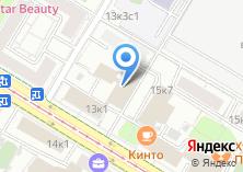 Компания «МЭГЛИ» на карте
