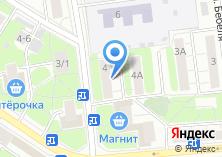 Компания «Муниципалитет внутригородского муниципального образования Савёловское» на карте