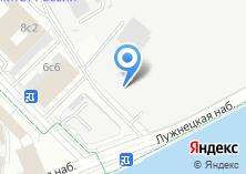Компания «Вега-Упак» на карте