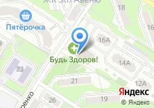 Компания «Радио+» на карте