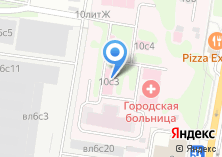 Компания «Травматологический пункт» на карте