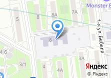 Компания «Детский сад №2296» на карте