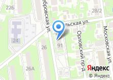 Компания «Из деревни» на карте